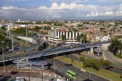 Megaobra puente Carrera 44 autopista sur oriental