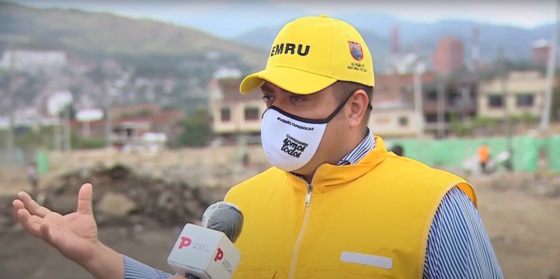 Yecid Cruz Ramírez - EMRU