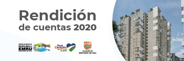 Rendición de cuentas 2 - 2020